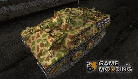 VK1602 Leopard 8 for World of Tanks
