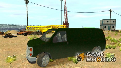 Bravado Rumpo из GTA 5 for GTA 4