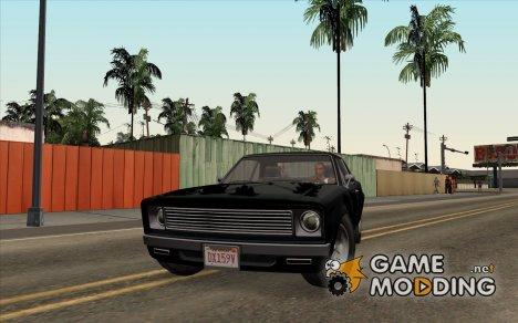 Отражения из Мобильной версии 2.0 для GTA San Andreas