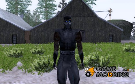 Noob Saibot from MK4 for GTA San Andreas