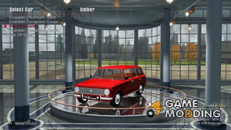 VAZ 2102 для Mafia: The City of Lost Heaven