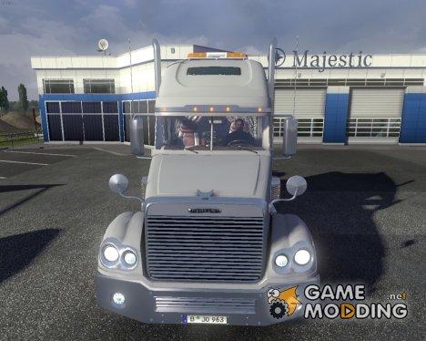 Freightliner Coronado v1.0 for Euro Truck Simulator 2