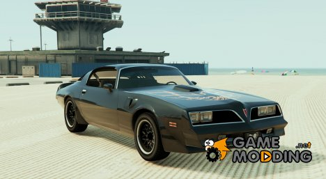 Pontiac Trans Am 1977 for GTA 5