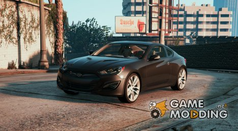 2013 Hyundai Genesis Coupe for GTA 5