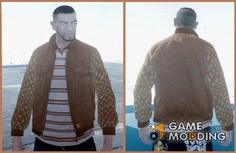 Куртка Louis Vuitton для GTA 4