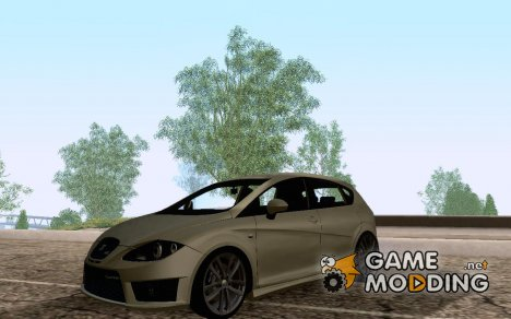 Seat Leon Cupra R for GTA San Andreas