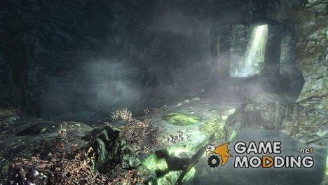 Пещера изгнанника for TES V Skyrim