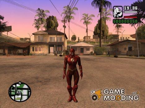 Flash for GTA San Andreas