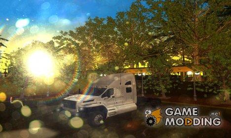 Урал NEXT Седельный тягач для GTA San Andreas