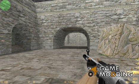 Handheld Laser Cannon for Counter-Strike 1.6