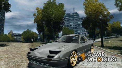 Mazda RX-7 FC3S v1.0 без винила for GTA 4