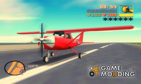 Dodo из GTA SA для GTA 3