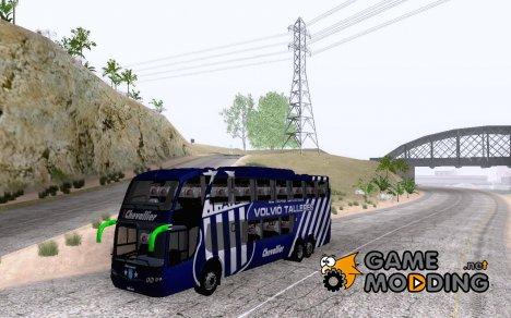 Bus de Talleres de Cordoba chavallier for GTA San Andreas