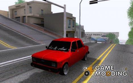 Fiat 128 Europa Turkish Drifter for GTA San Andreas