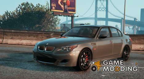 2006 BMW M5 for GTA 5