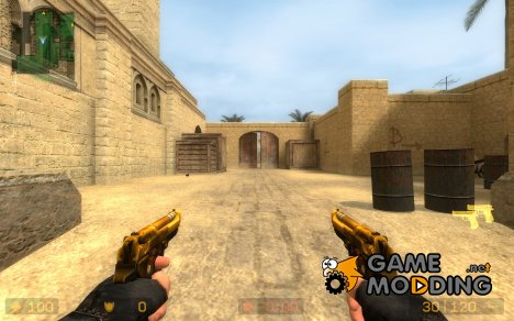 Golden Duelies for Counter-Strike Source