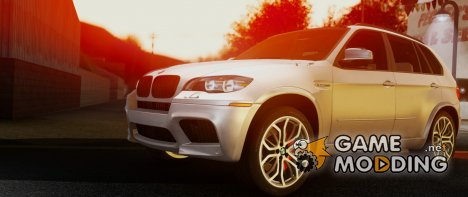 BMW X5M v.2 for GTA San Andreas