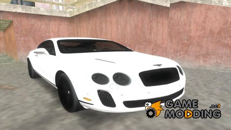Bentley Continental SS for GTA Vice City