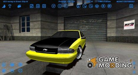 Chevrolet Impala SS 1996 for Street Legal Racing Redline
