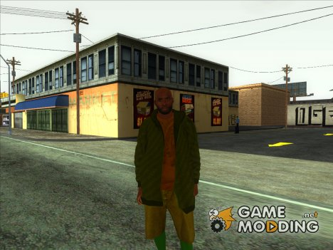 Grove Street Dealer from GTA 5 для GTA San Andreas