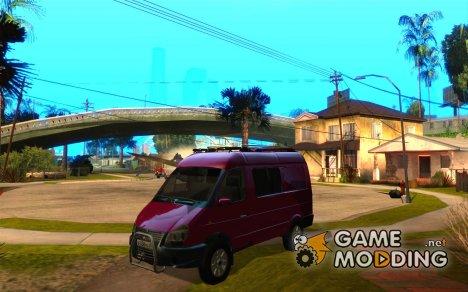 ГАЗ 2217 Бизнес for GTA San Andreas