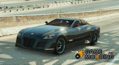 Maybach Exelero 0.5 для GTA 5