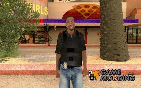 Скин на замену csher for GTA San Andreas