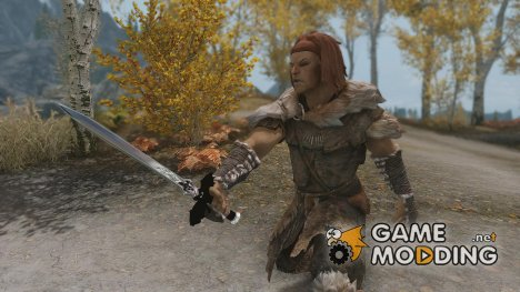 BadGremlins Bat Blade for TES V Skyrim