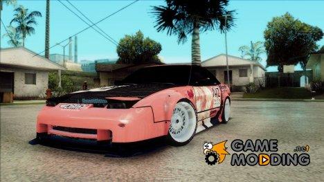 Nissan 240sx - Aldnoah Zero Itasha для GTA San Andreas