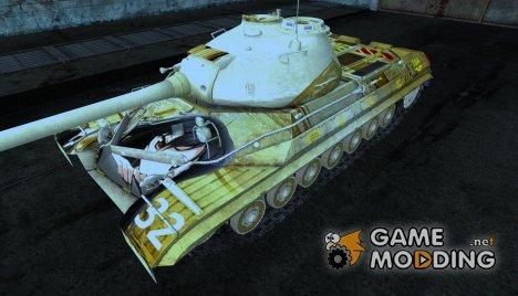 Аниме шкурка для ИС-8 для World of Tanks