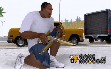 Двуствольный обрез (Final) для GTA San Andreas