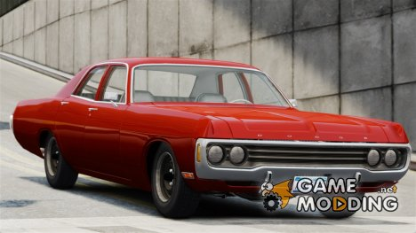 1971 Dodge Polara v1.0 for GTA 4
