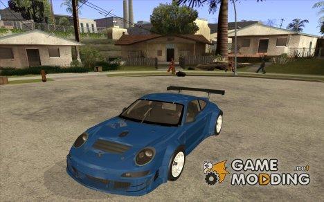 Porsche 997 GT3 RSR для GTA San Andreas