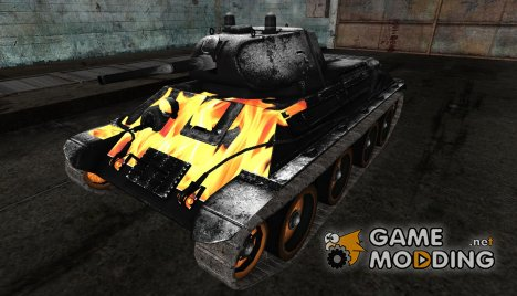 Шкурка для A-20 for World of Tanks