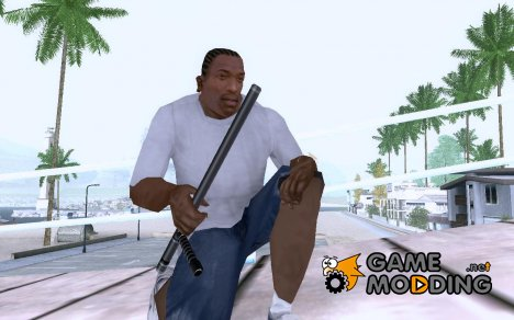 Nightstick из Saints Row 2 for GTA San Andreas