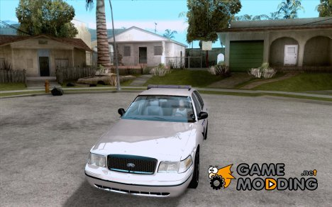 Ford Crown Victoria Washington Police для GTA San Andreas