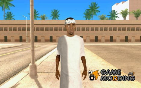 "Anthony ""Nyne"" Peterson для GTA San Andreas"