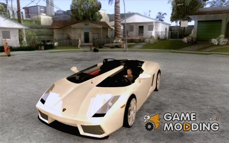 Lamborghini Concept-S for GTA San Andreas