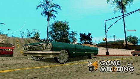 Колеса из GTA V v.2 для GTA San Andreas