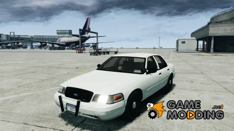 Ford Crown Victoria Detective v4.7 для GTA 4