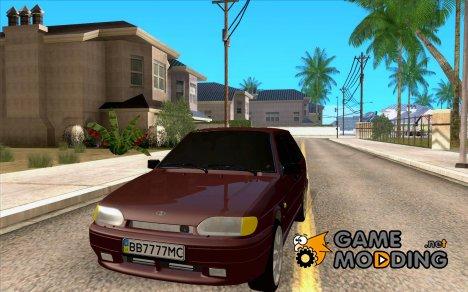 Lada 2114 By KramaR for GTA San Andreas