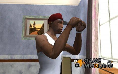 Надень кепку для GTA San Andreas