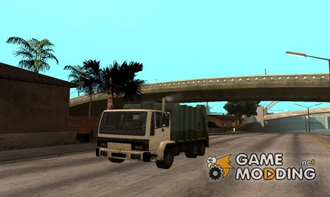 DFT Trash for GTA San Andreas
