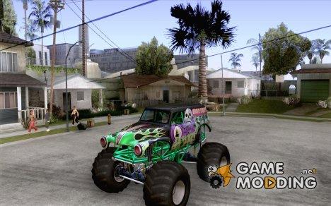 Grave Digger для GTA San Andreas