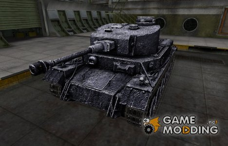 Темный скин для VK 30.01 (P) для World of Tanks