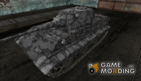 Шкурка для E-50 Dark for World of Tanks