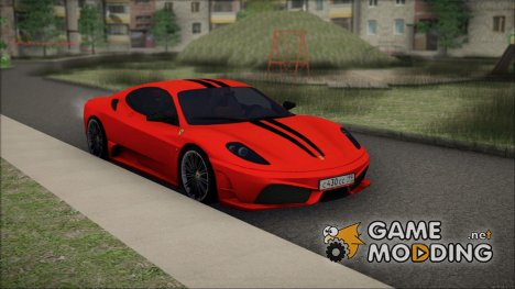 Ferrari F430 Scuderia for GTA San Andreas