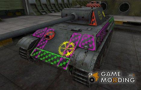 Качественные зоны пробития для PzKpfw V Panther for World of Tanks