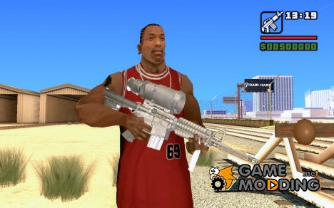 M4A1 PWS for GTA San Andreas