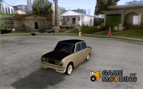 Ваз 2101 White Kid's for GTA San Andreas